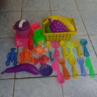 Take ALL!mainan masak2an