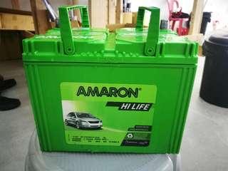 AMARON battery NS70L MF