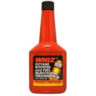 WHIZ OCTANE BOOSTER & FUEL INJECTION CLEANER 325ML (XWAST024)