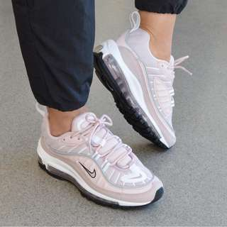 [NEW] Nike Air Max 98 Barley Rose