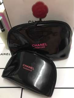 Chanel Makeup Pouch