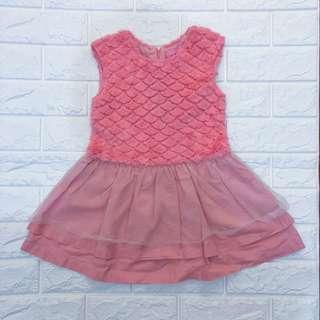 Pink Peppermint Dress
