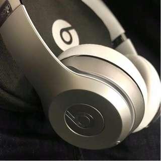 beats solo3無線魔音耳機