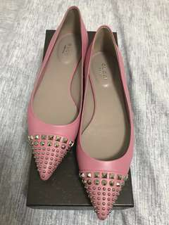Authentic Gucci Flat Shoes