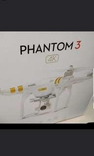 Drone Phantom 3 4K