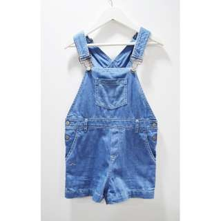 Chateau de sable unisex dungaree shortall