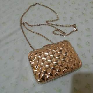 H&M Gold Sling
