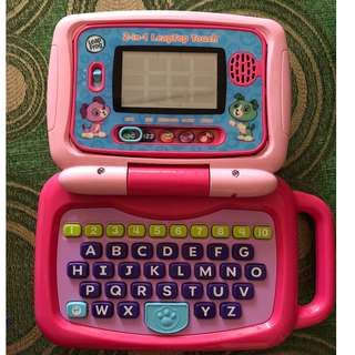 2 in 1 leaptop touch leapfrog