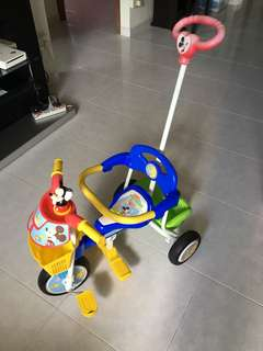 Tricycle $10