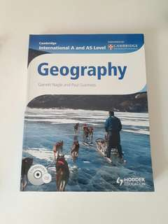 A Level Geography Textbook (2011)