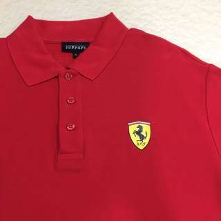 Ferrari Men's Polo-T, XL, It's New.