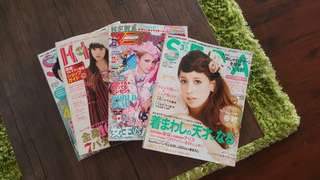 WOULD YOU BE INTERESTED? 😊 - AUTHENTIC JAPAN FASHION MAGAZINE