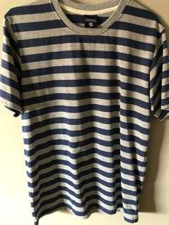 [BN] Striped tshirt size M