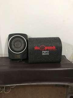Paket speaker mobil murah