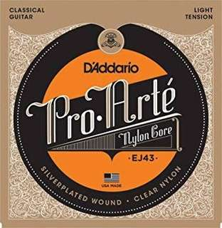 D Addario D`Addario Nylon Classical Guitar Strings