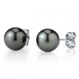 W659 Black Earrings