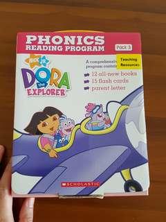 Dora phonics reading program