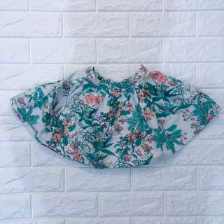 Floral Gingersnaps Skirt