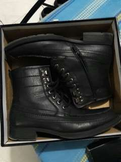 Forever 21 Men Combat Boots