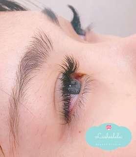 Eyelash Extensions Doorsteps
