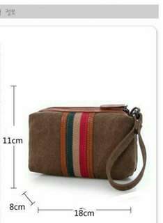 Portable Little Bag Mobile Wallet