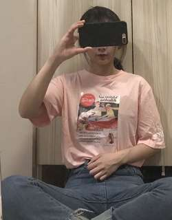 🚚 (二手)翻玩T恤