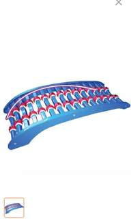 Biobay Back Stretcher, Chiropractor tool, Magnetic, Realignment of spine, Corrects Posture, Lower back pain relief