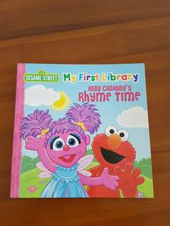 Sesame street abby cadabby rhyme time