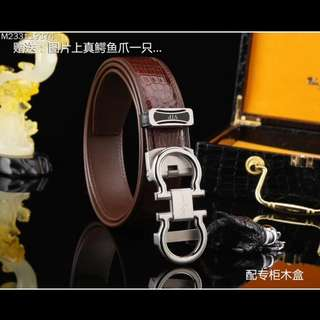 Ferragamo belt
