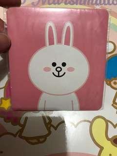 Line Friends 鴻福堂咭