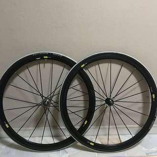 Mavic Ellipse Wheelset 2014 Model