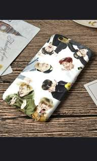 Preorder BTS PHONE CASE for iPHONES