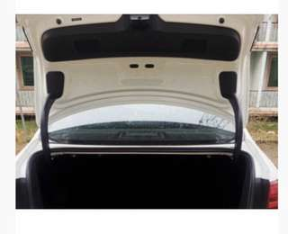 VW Trunk Arm Cover