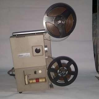 vintage super 8 projector