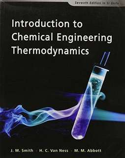 Chemical Engineering Thermodynamic
