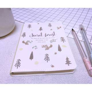Japanese Creative Mini Notebook