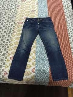A.P.C. Petit new standard size 28 slim fit selvedge