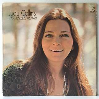 Judy Collins – Recollections (1970 USA Pressing - Vinyl is Excellent)