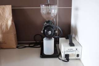 Fuji Royal Coffee Grinder