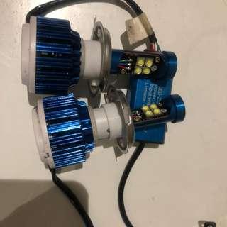 超亮LED大燈 2顆
