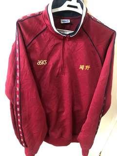 Asics Track Jacket(Streetwear)