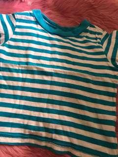 Striped Shirt (blue)