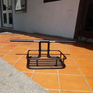 Pizz Bike Basket