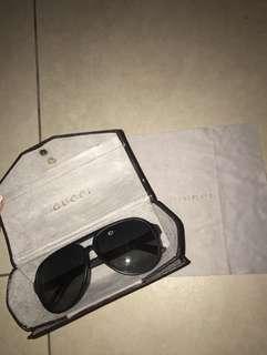 Authentic women's Gucci sunglasses