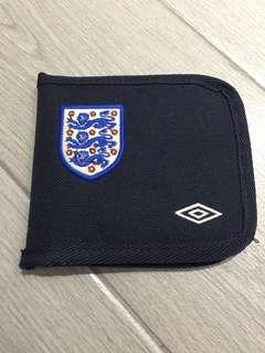 Umbro England Wallet 英格蘭銀包