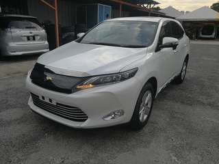Toyota herrier elegance 2014