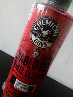 (BNIP) 16oz CONCENTRATE Chemical Guys Diablo Gel  Wheel & Rim Cleaner (Z20B04Q1K)