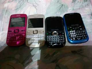 Nokia C3, Cherry Mobile