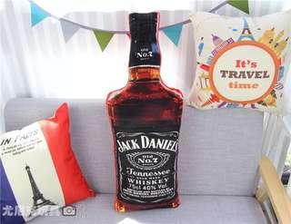 INSTOCK Chivas / Jack Daniel's / Beer / Cabbage Cushion