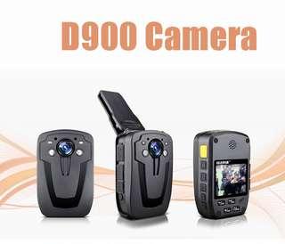 D900 Novatek 96650 Body Cam